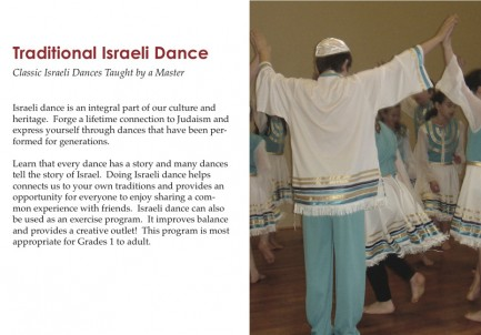 7 Traditional Israeli Dance