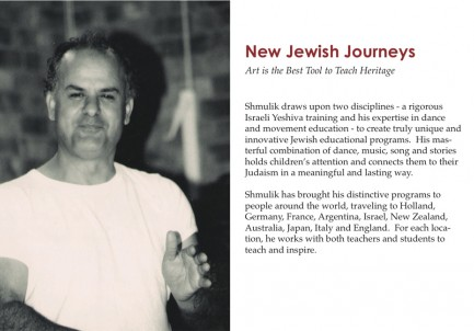 8 New Jewish Journeys